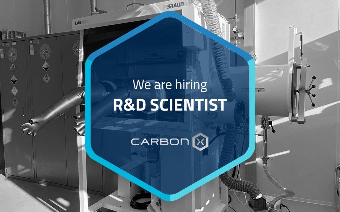 R&D Scientist