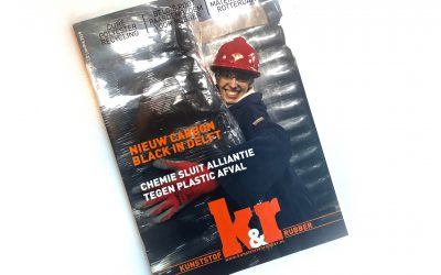 CarbonX improves materials: K&R magazine article