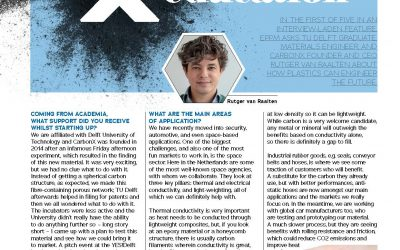 CarbonX in the EPPM Magazine