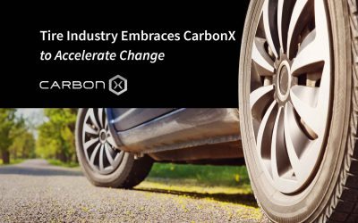 Tire Industry Embraces CarbonX to Accelerate Change